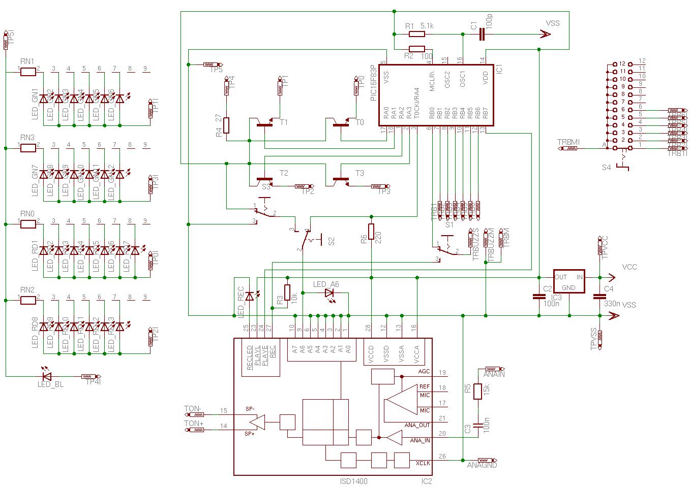 Homepage von Chris Hübsch: Elektronik